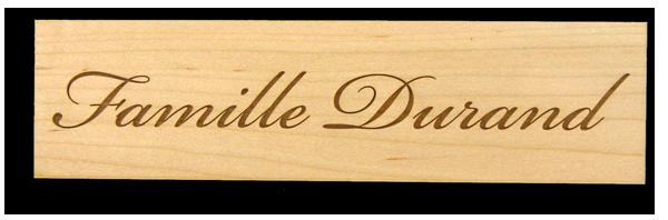 GRAVURE PLAQUES  Gravure bois ~ Gravure Prenom Sur Bois